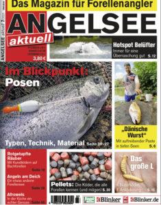 Die neue ANGELSEE aktuell 07/2021 – ab sofort am Kiosk und in unserem Online-Shop!