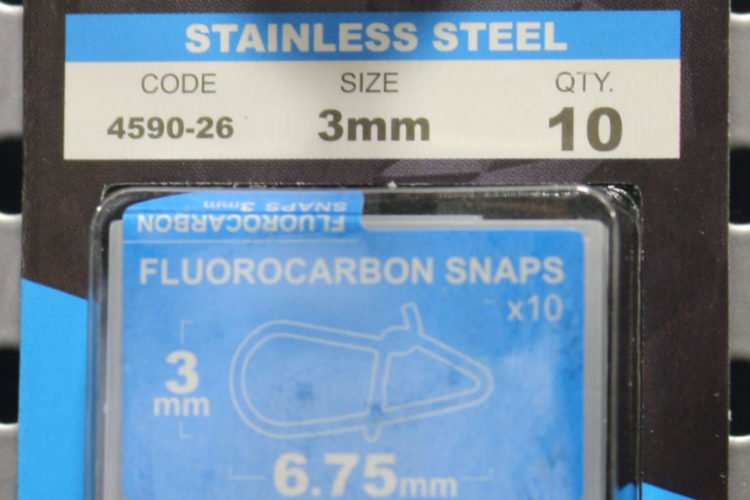 Bestens geeignet für Micro-Wobbler: die nur 3 Millimeter kleinen Einhänger aus dem Spro Freestyle Programm. Foto: A. Pawlitzki