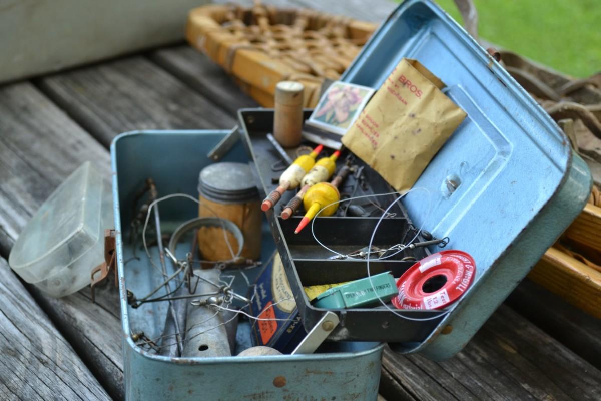 Bald könnte die Zubehörbox etwas anders aussehen, falls ein Bleiverbot durchgesetzt wird. Foto: Unsplash/Susan Holt Simps